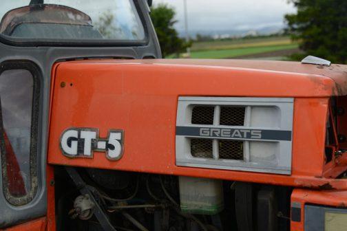 GT-5 一つのポイントはこの「GREATS」。ネットではグレイツと表記されることが多いみたいですけど、カタログを見たことがないので実際にどう呼ばれていたのかはわかりません。でもGTはGREATSの略なんでしょうね。