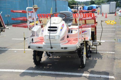 ヤンマー 乗用田植機 VP6 中古価格 ¥450,000