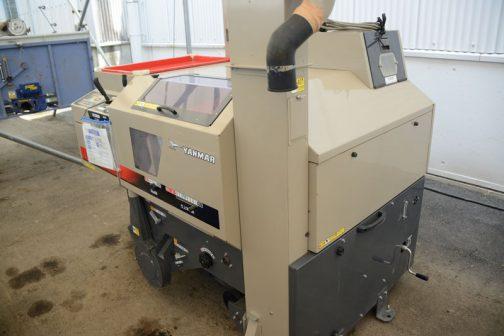 ヤンマー 籾摺機 ACH500 中古価格 ¥614,000 購入初年度H23年