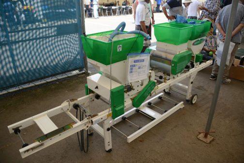 スズテック うすまき全自動播種機 THK-1007K 中古価格¥80,000 スズテックは栃木県宇都宮市平の会社でした。
