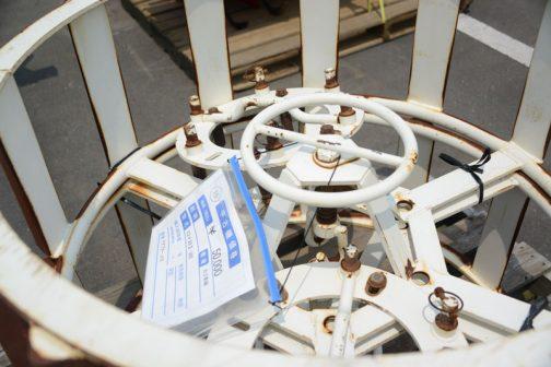 メーカーわからず カゴ車輪 13×28 Ⅱ-380 中古価格 ¥50,000 アダプターH75