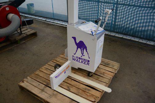 タイガー 米袋用昇降機 楽だ君 ウォーカー LUB-208 中古価格 ¥90,000 あ!価格は全部税込みです。