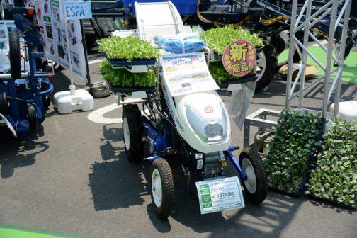 こちらはナウエルエース イセキ 野菜移植機 PVZ160D 価格 ¥1,373,760