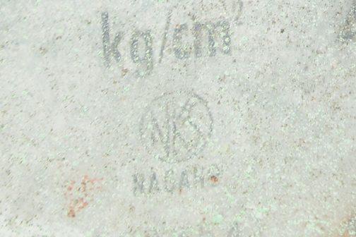 NKSというロゴマークが見えますね。その下にはNACANO? NACANE?・・・NAGANOかあ!