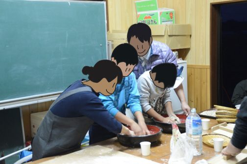 実は小学生は何年かやっているので時間をかけて丁寧にやればかなりマトモなものを作るのです。