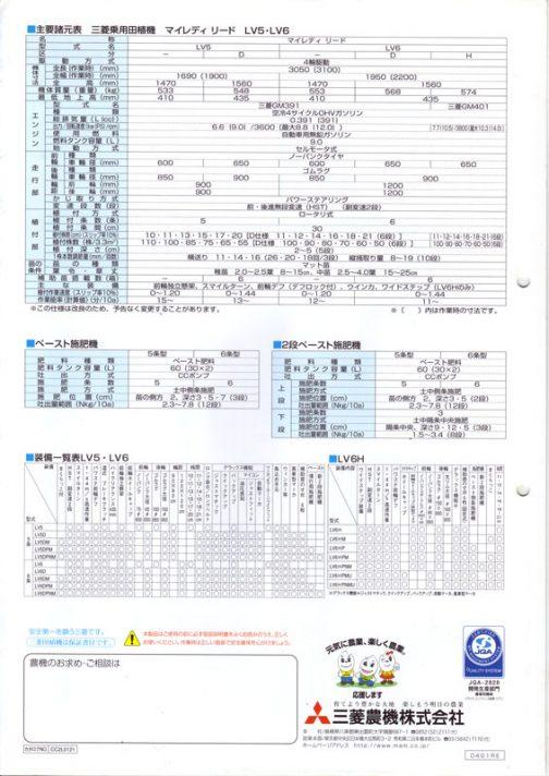 三菱LV6 三菱GM391 空冷4サイクルOHVガソリンエンジン 391cc 9馬力/3600rpm