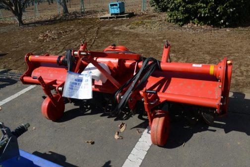 コバシ ロータリー KA245VT 中古価格 ¥805,000 未使用品、ヒッチ・ジョイント無し