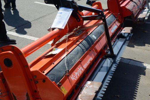 ニプロ ドライブハロー HMK2200BKA 中古価格 ¥100,000 オート付、クボタBヒッチ