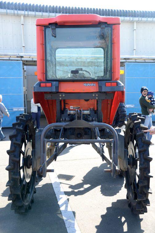 クボタグレイツGT21乗用管理機 トラクターとはまた別の乗り物ですね。