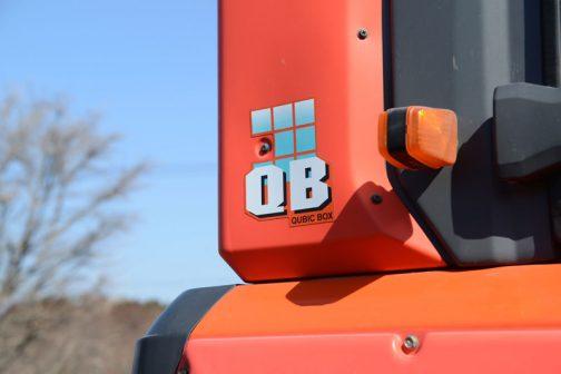 QBはQUBIC BOXの略