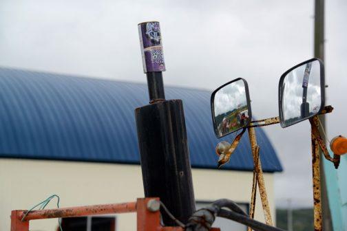 ウェザーキャップはタイヤスプレー光沢 L-PS011 420ml 光沢タイプ