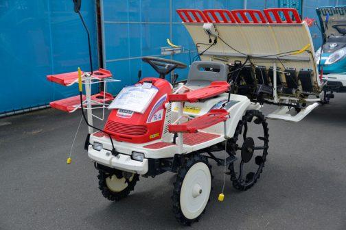 ヤンマー田植機 Pe4AR 中古価格 ¥178,000 備考 別途苗取板、取扱説明書あり