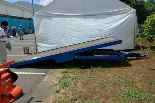 メーカー不明 トレーラー CT-40 中古価格¥200,000 備考 メーカー不明のため純正部品供給不明となります。