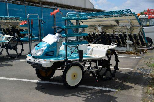 クボタ田植機 SPU850 中古価格 ¥630,000 使用時間 438時間