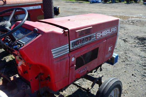 小型特殊自動車?の認定番号は「農1284」昭和55年ですから1980年のことですね。