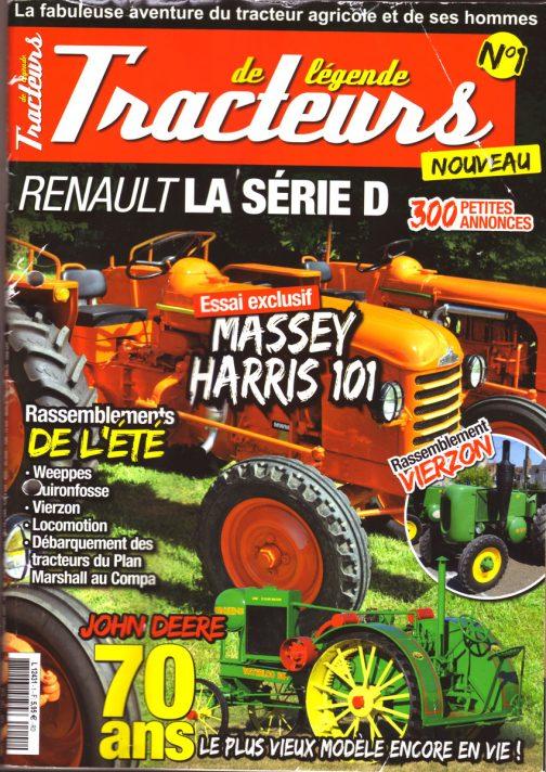以前ISDE(International Six Days Enduro)がえりのお友達からお土産に貰った古いトラクターの雑誌です。外国にはこういう雑誌があるっていう事がすごいです。(僕はあまり外に出歩かないから気がつかないだけで、もしかしたら日本にもあるかもしれませんが)