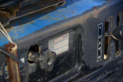 しかし、足元の銘板によるとTA450F