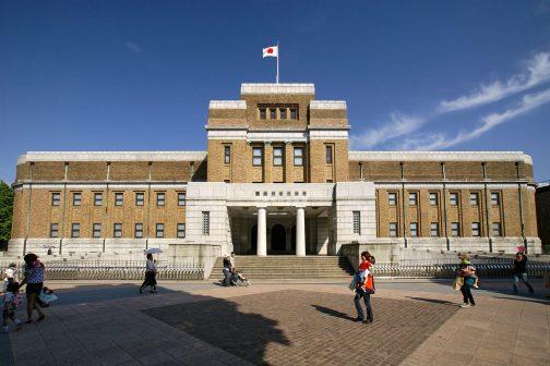 写真はWikipediaより。 国立科学博物館は子供の頃行ったきり。超々久しぶりです。