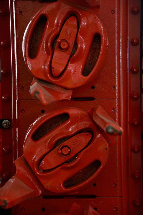 クーン折りたたみ式パワーハロー+メガパッカーローラー これはバーチカルはローですね。