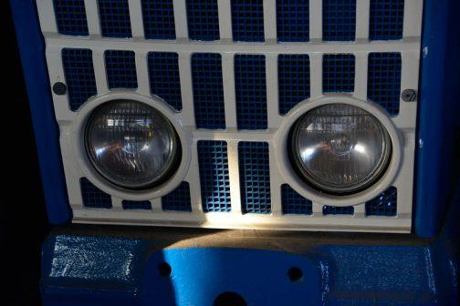 FORD50004WD あ!ヘッドランプはスタンレーでした。