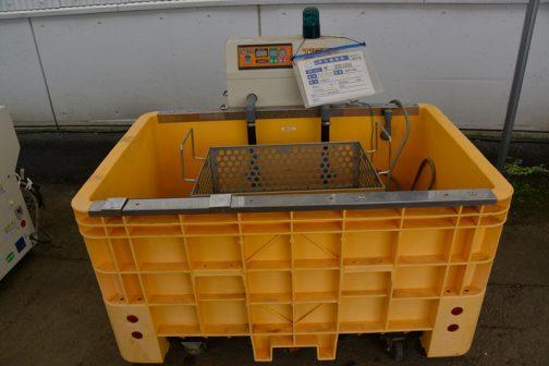タイガーカワシマ 温湯消毒機 YS501 中古税込価格 ¥200,000 タイマー成約後対応