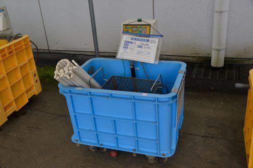 タイガーカワシマ 温湯消毒機 YS200L 中古税込価格 ¥130,000 製造年 2007年