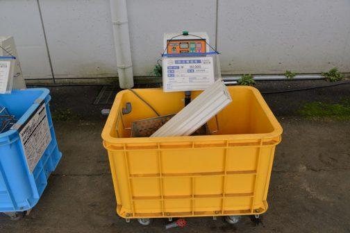 タイガーカワシマ 温湯消毒機 YS-201 中古税込価格 ¥80,000