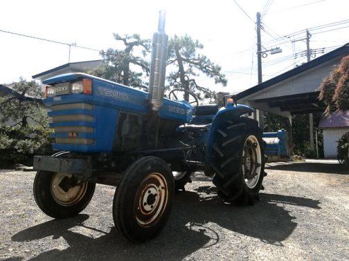 まずはトラクター野郎さんに送ってもらったTS3110「耕太」です。