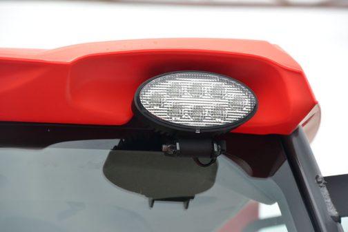 クボタSL450 作業灯はLED化。