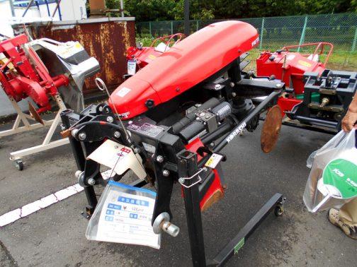 コバシあぜぬり機 FR750 中古価格(税込)¥485,000 Bヒッチ