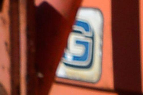 「G」と読めるステッカーが貼ってあります。L3001DTには「G」タイプとかそんなグレードがあったのでしょうか?それともオーナーのステッカーチューンでしょうか・・・気になります。