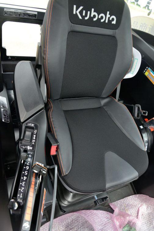 新型スラッガーSL450です。 こちらは新しいレクシア同様、黒を貴重としたシックなもの。