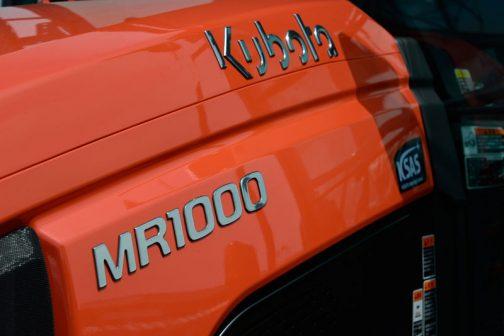 クボタ・レクシアMR1000QMAXWUPC3(パワクロ)です。 写真を整理する上では似たようなものが増えると大変面倒・・・車名を確実に写しておく必要があります。