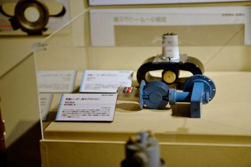 気象レーダー用マグネトロン5M36A