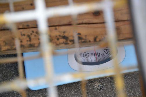 ビールケースと角材が5キロだから、この時点で36キロ・・・めちゃめちゃ重い!