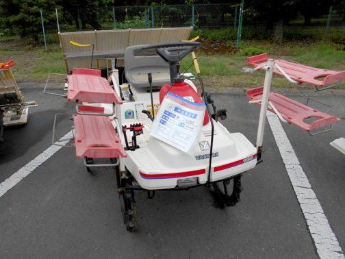 ヤンマー田植機Pe-1 中古税込価格 ¥110,000
