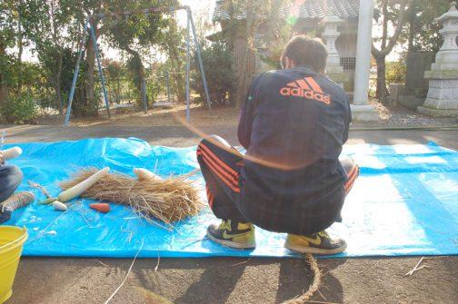 震災の年、2011年11月23日も晴れでした。