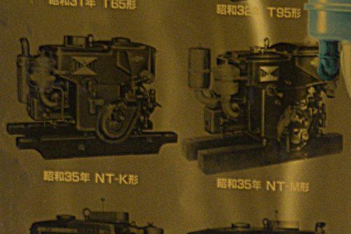 昭和35年NT-K形/昭和35年NT-M形