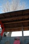 2010/02/14雪の日のお地蔵さんの写真です