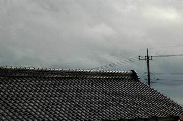 ドードーと雨の振る空