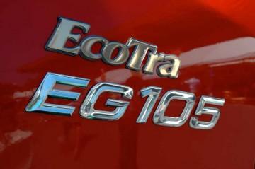 ヤンマートラクタ EG105 ロゴエンブレム