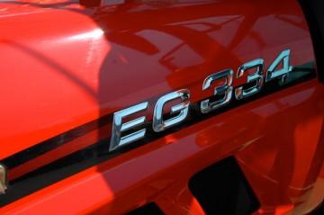 ヤンマートラクタ EG334ロゴ