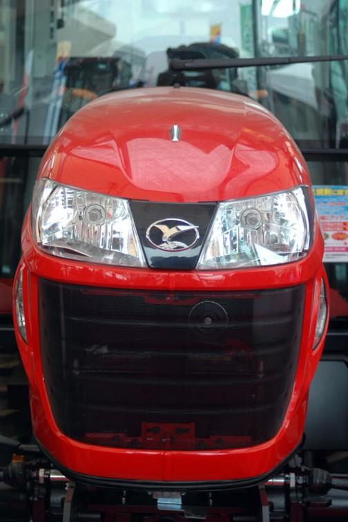ヤンマートラクタ(EG400シリーズ) YANMAR TRACTOR EG453J CYUXQH 価格¥6,331,500(税込み)