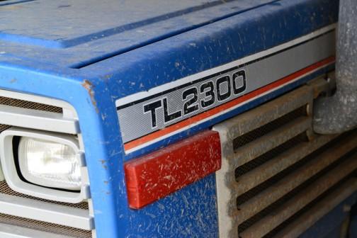 ISEKI TRACTOR TL2300F [KOTA]