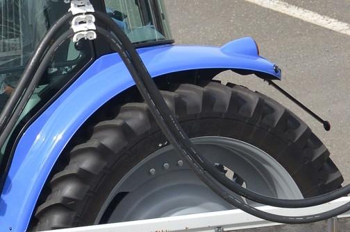 iseki tractor BIG-T6150