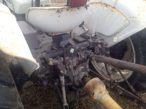 デビッドブラウントラクター david brown tractor 770 selectamatic
