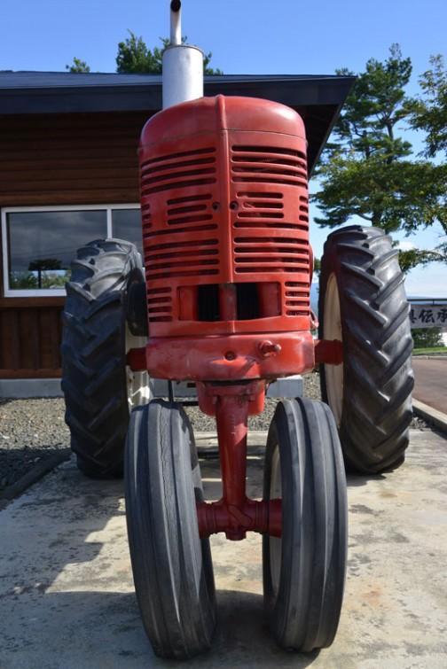 International Harvester Farmall Super MD 1953 (Row-Crop tractor)