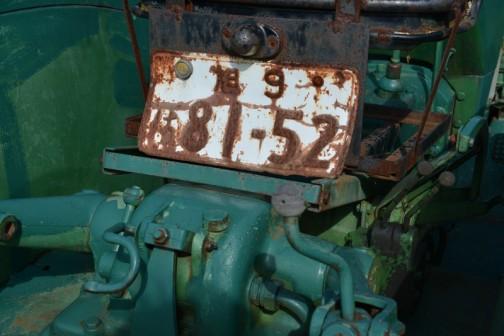 ジョンディアトラクター JHON DEERE LANZ M500