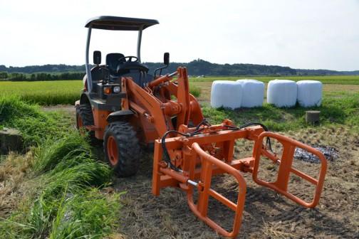 HITACHI mini Wheel loader zw30