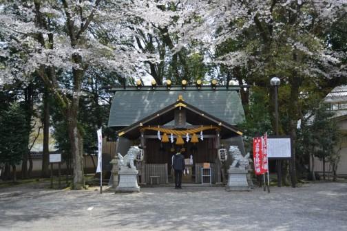 更に奥には弘道館鹿島神社があります